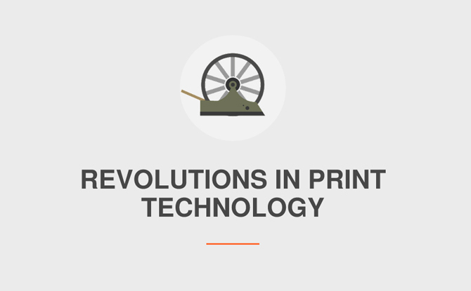 Interactive Timeline of Revolutions in Print Technology