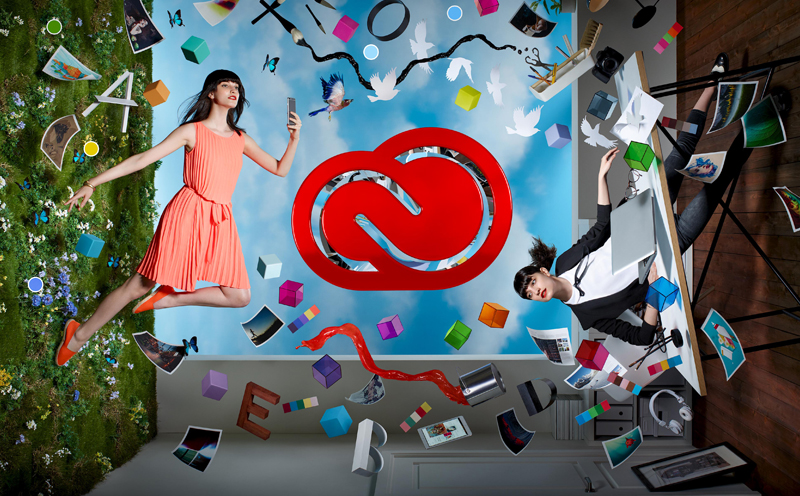 The 2015 Release of Adobe Creative Cloud