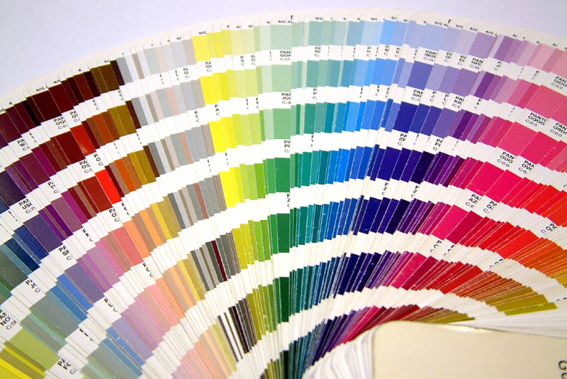 Pantone Colors: What They Are and How to Use Them